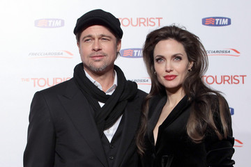 "Angelina Jolie ""The Tourist"": Rome Premiere"