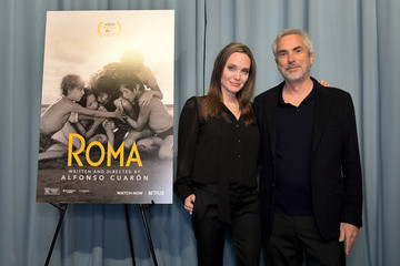 "Angelina Jolie ROMA"" Tastemakers Screening and Reception"