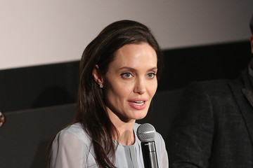 Angelina Jolie The Academy of Motion Picture Arts and Sciences Hosts an Official Academy Screening of 'By the Sea'