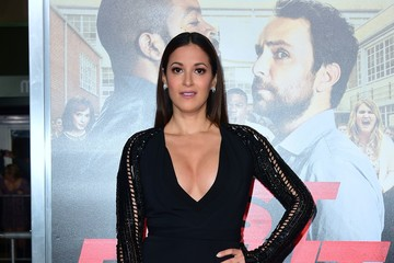 Angelique Cabral World Premiere of 'Fist Fight' in Los Angeles