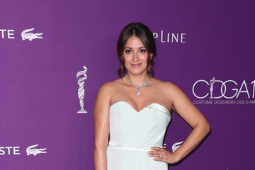 Angelique Cabral 19th CDGA (Costume Designers Guild Awards) - Arrivals and Red Carpet