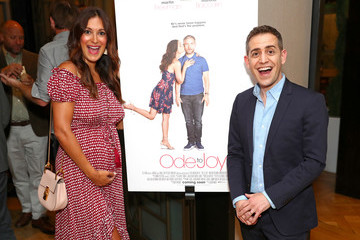 Angelique Cabral Premiere Event For The Film 'Ode To Joy' In West Hollywood