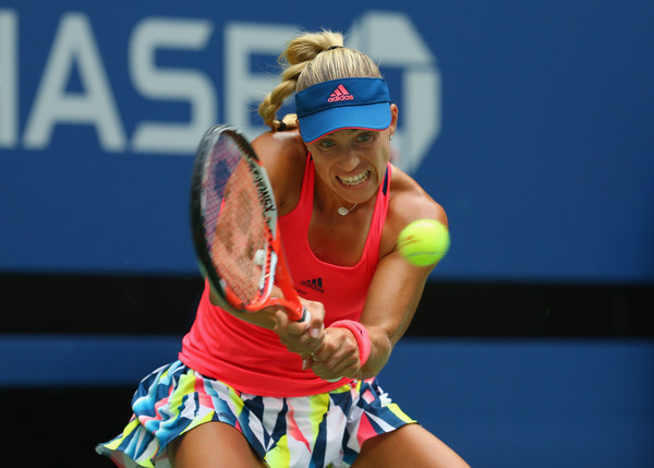 Angelique Kerber Clinches The US Open Title In New York Classic