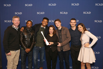 Angelique Rivera SCAD Presents aTVfest 2016 - Icon Award & Spotlight Cast Award Presentations