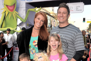 Angie Everhart 'Muppets Most Wanted' Premieres in Hollywood — Part 2