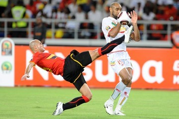 Kali Angola v Mali - Group A - African Cup of Nations