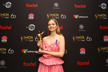Angourie Rice 2018 AACTA Awards Presented By Foxtel - Media Room