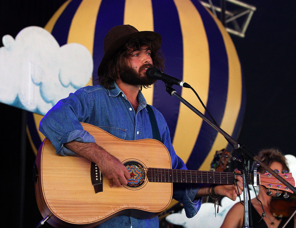 Big Day Out Festival - Gold Coast [string instrument,guitar,musician,musical instrument,music,plucked string instruments,entertainment,guitarist,performance,angus stone,stage,gold coast,australia,gold coast parklands,angus and julia stone,big day out festival]