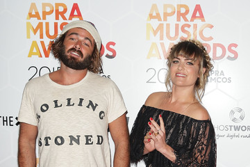 Angus Stone 2015 APRA Music Awards