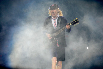 Angus Young AC/DC Rock or Bust Tour - Greensboro, NC