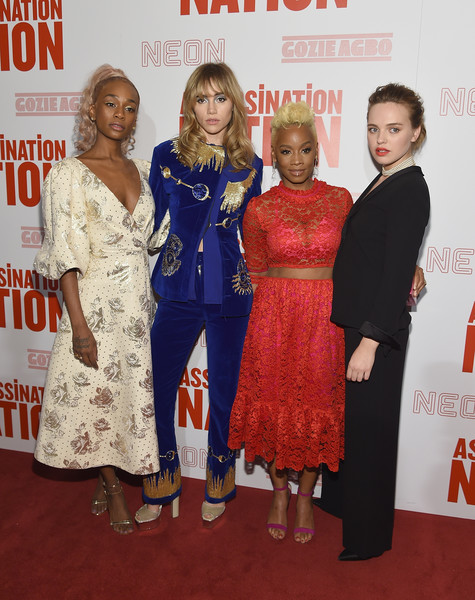 'Assassination Nation' New York Screening