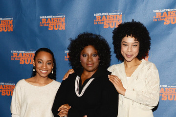 "Anika Noni Rose ""Raisin In The Sun"" Cast Press Preview"