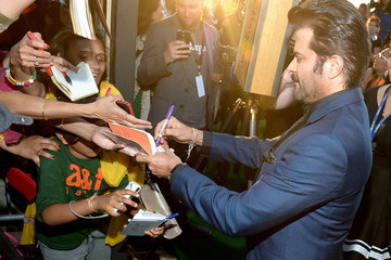 Anil Kapoor IIFA Awards - Arrivals