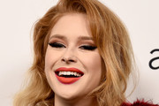 Actress Renee Olstead arrives at the Animal Equality's Inspiring Global Action Los Angeles Gala at The Beverly Hilton Hotel on October 27, 2018 in Beverly Hills, California.