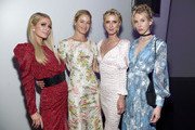 Nicky Hilton Rothschild and Tessa Hilton Photos Photo