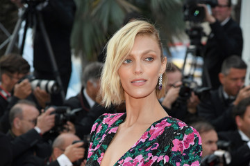Anja Rubik 'Sink Or Swim (Le Grand Bain)' Red Carpet Arrivals - The 71st Annual Cannes Film Festival