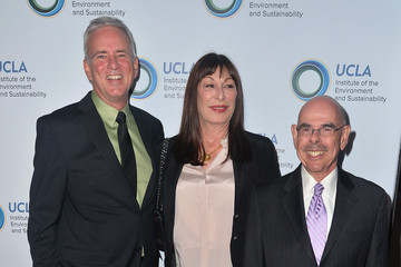 Anjelica Huston UCLA Institute Of The Environment And Sustainability (IoES) An Evening Of Environmental Excellence - Arrivals