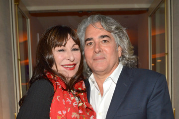 Anjelica Huston Stars at Warner Music Group's Party Celebration