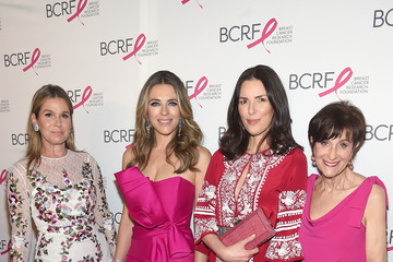 Ann Caruso Breast Cancer Research Foundation Hot Pink Gala Hosted By Elizabeth Hurley - Arrivals