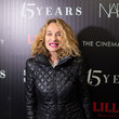 Ann Dexter-Jones The Cinema Society With Lillet & NARS Host a Screening of Sundance Selects' '45 Years' - Arrivals