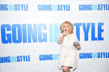 Ann Margret 'Going in Style' New York Premiere - Inside Arrivals