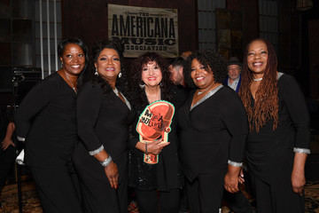 Ann McCrary 2019 Americana Honors And Awards - Backstage