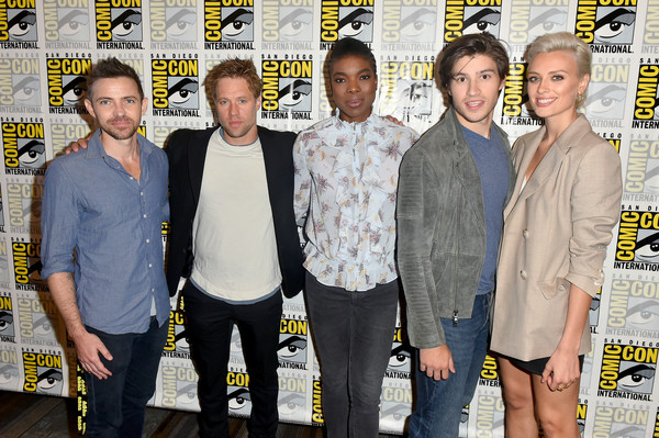 Comic-Con International 2018 - 'Krypton' Press Line