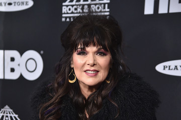 Ann Wilson 33rd Annual Rock & Roll Hall Of Fame Induction Ceremony - Arrivals