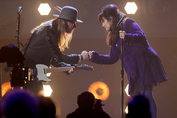 Ann Wilson 33rd Annual Rock & Roll Hall Of Fame Induction Ceremony - Show