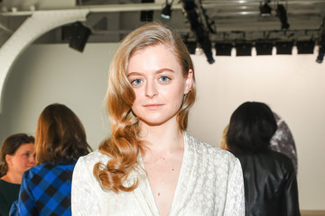 Anna Baryshnikov Hellessy - Front Row - February 2018 - New York Fashion Week