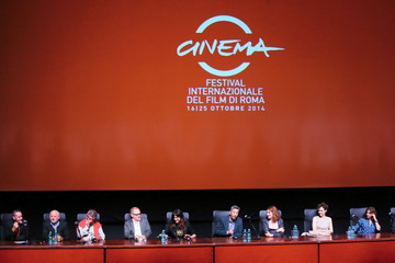 Anna Bonaiuto 'Buoni A Nulla' Press Conference - The 9th Rome Film Festival