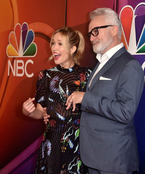 2019 TCA NBC Press Tour Carpet