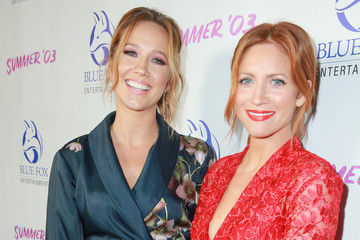 "Anna Camp Premiere Of Blue Fox Entertainment's ""Summer '03"" - Red Carpet And Q&A"