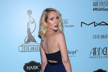 Anna Camp 2018 Make-Up Artists And Hair Stylists Guild Awards - Arrivals