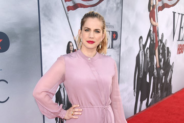 Anna Chlumsky HBO's 'Veep' FYC Event - Red Carpet