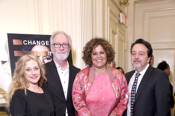 Anna Deavere Smith 'Notes From the Field' New York Screening - Cocktail Reception and After Party