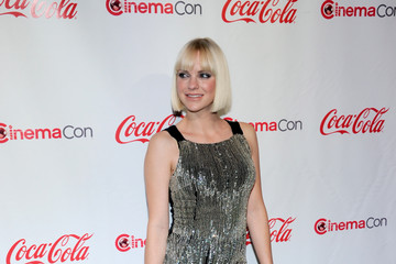 Anna Farris CinemaCon 2012 Awards Ceremony - Arrivals