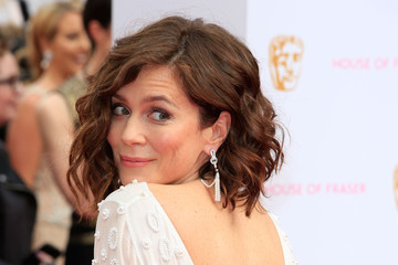 Anna Friel House of Fraser British Academy Television Awards - Red Carpet Arrivals