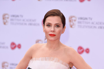 Anna Friel Virgin TV BAFTA Television Awards - Red Carpet Arrivals
