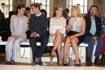 Anna Friel Day 3: Front Row & Celebrities - London Fashion Week SS15