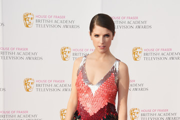 Anna Kendrick House of Fraser British Academy Television Awards 2016 - Red Carpet Arrivals
