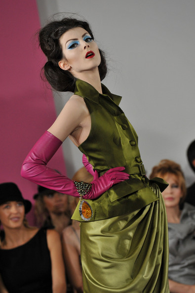 Paris Fashion Week Haute Couture S/S 2010 - Christian Dior