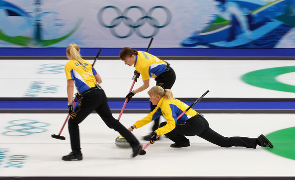 Curling - Day 6