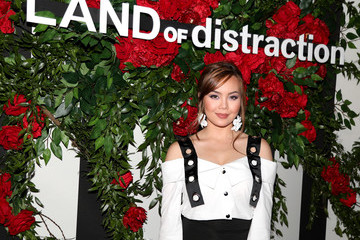 Anna Maria Perez De Tagle LAND of distraction Launch Party