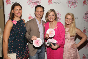 Anna Musky-Goldwyn The Get In Touch Foundation's 2014 Pretty In Pink Luncheon And Women Of Strength Awards