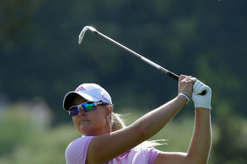 Anna Nordqvist ShopRite LPGA Classic Presented by Acer - Round Two
