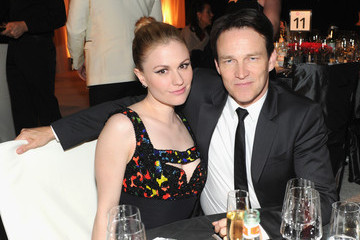 Anna Paquin Elton John AIDS Foundation Oscar Viewing Party — Part 4