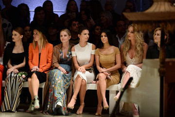 Anna Paquin alice + olivia by Stacey Bendet and Neiman Marcus Present See-Now-Buy-Now Runway Show - Front Row and Backstage
