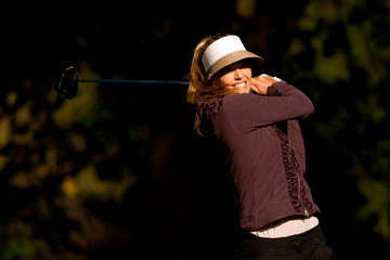 Anna Rawson CN Canadian Women's Open - Round One