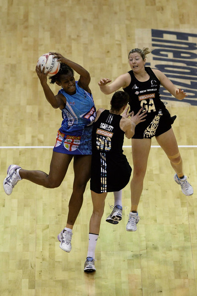 2011 World Netball Championships - Day 2
